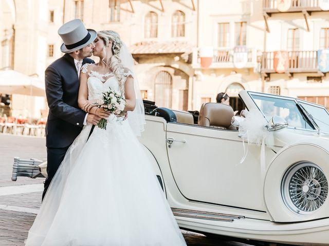 Il matrimonio di Riccardo e Veronica a Arezzo, Arezzo 34