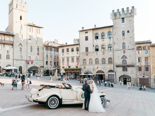 Il matrimonio di Riccardo e Veronica a Arezzo, Arezzo 37