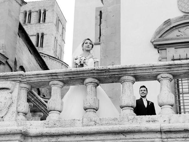 Il matrimonio di Riccardo e Veronica a Arezzo, Arezzo 38