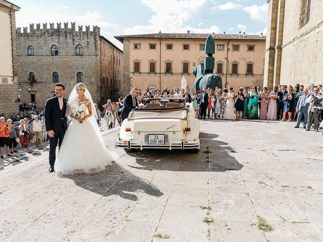 Il matrimonio di Riccardo e Veronica a Arezzo, Arezzo 35
