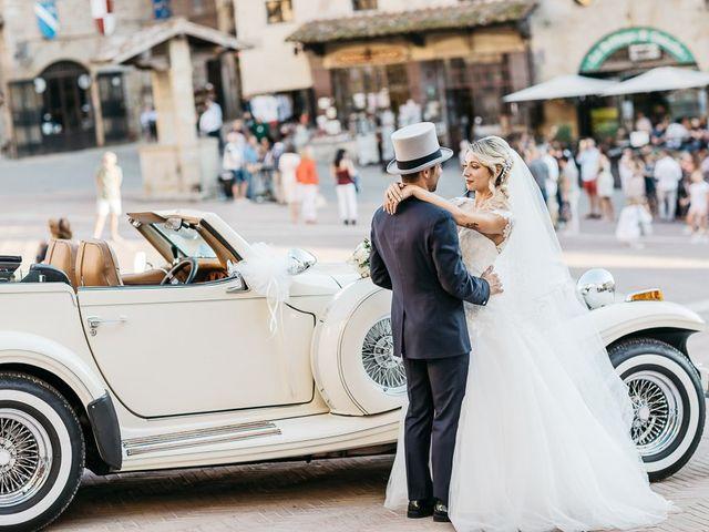Il matrimonio di Riccardo e Veronica a Arezzo, Arezzo 36