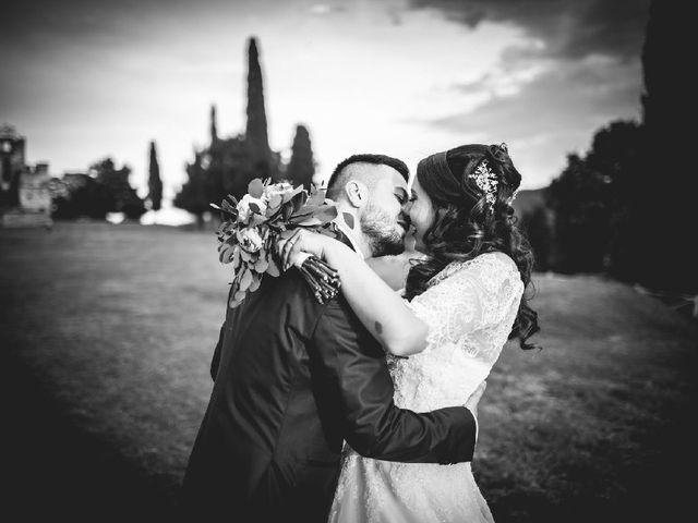 Le nozze di Alessandra e George