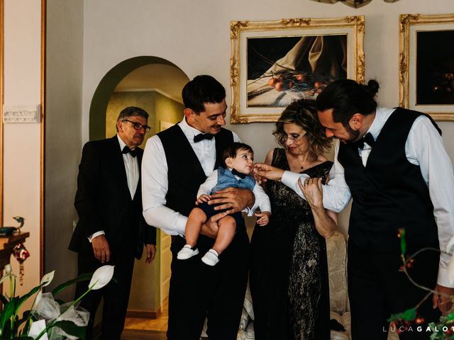 Il matrimonio di Simona e Stefano a Grottammare, Ascoli Piceno 10