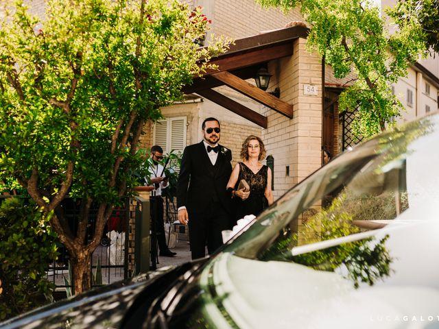 Il matrimonio di Simona e Stefano a Grottammare, Ascoli Piceno 30