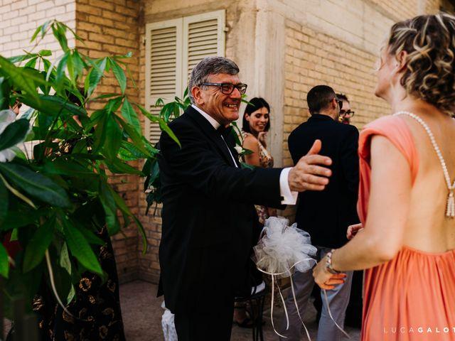 Il matrimonio di Simona e Stefano a Grottammare, Ascoli Piceno 34