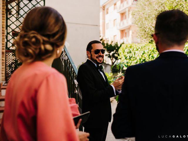 Il matrimonio di Simona e Stefano a Grottammare, Ascoli Piceno 39