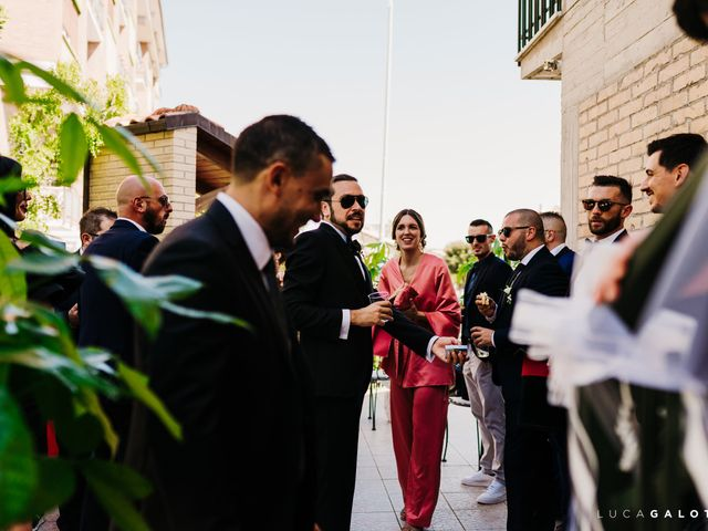 Il matrimonio di Simona e Stefano a Grottammare, Ascoli Piceno 40