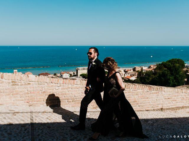 Il matrimonio di Simona e Stefano a Grottammare, Ascoli Piceno 46