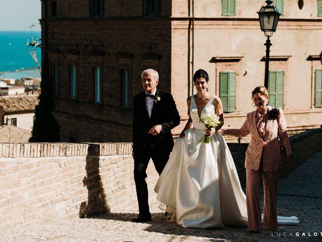 Il matrimonio di Simona e Stefano a Grottammare, Ascoli Piceno 48