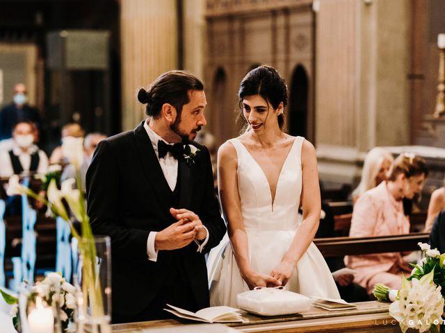 Il matrimonio di Simona e Stefano a Grottammare, Ascoli Piceno 75