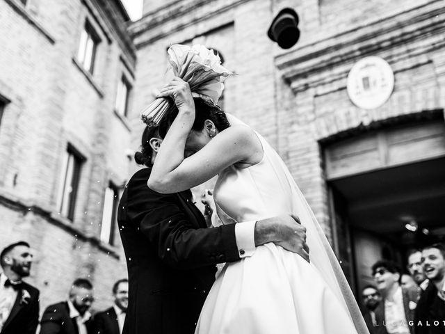 Il matrimonio di Simona e Stefano a Grottammare, Ascoli Piceno 77