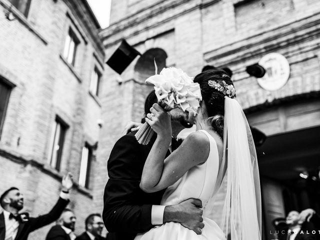Il matrimonio di Simona e Stefano a Grottammare, Ascoli Piceno 82