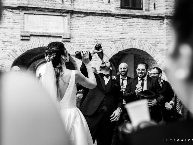 Il matrimonio di Simona e Stefano a Grottammare, Ascoli Piceno 83