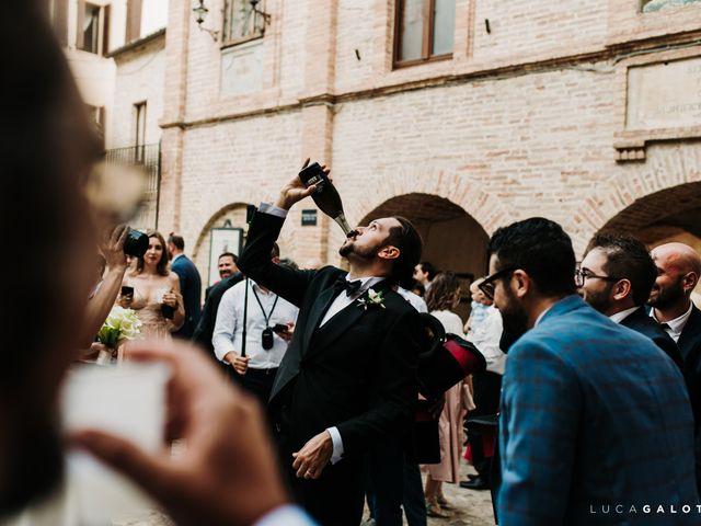Il matrimonio di Simona e Stefano a Grottammare, Ascoli Piceno 86