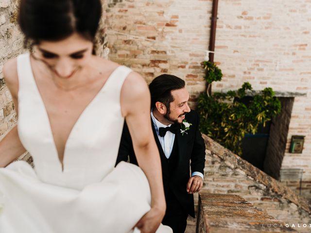 Il matrimonio di Simona e Stefano a Grottammare, Ascoli Piceno 89