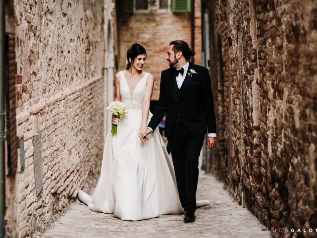 Il matrimonio di Simona e Stefano a Grottammare, Ascoli Piceno 94