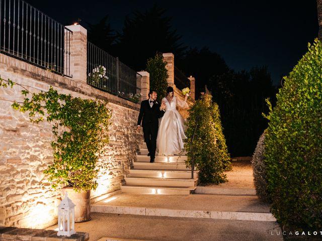 Il matrimonio di Simona e Stefano a Grottammare, Ascoli Piceno 97