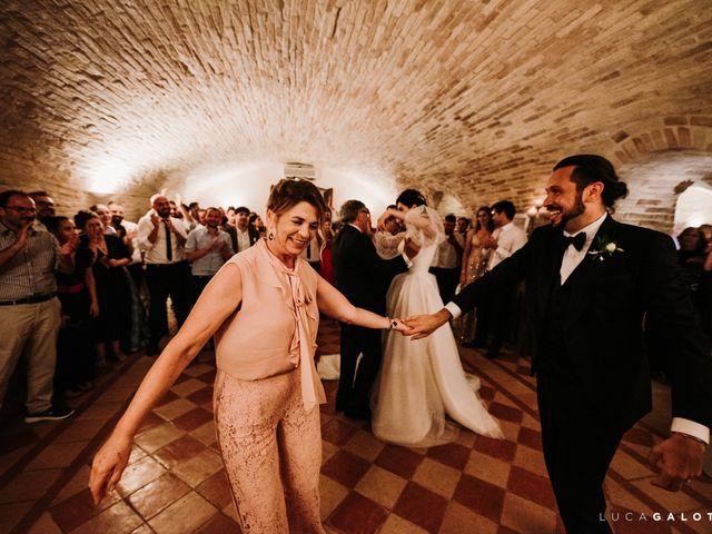 Il matrimonio di Simona e Stefano a Grottammare, Ascoli Piceno 100