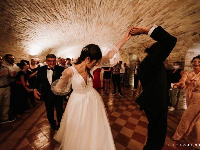 Il matrimonio di Simona e Stefano a Grottammare, Ascoli Piceno 101
