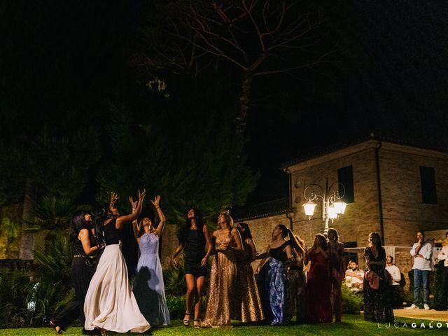 Il matrimonio di Simona e Stefano a Grottammare, Ascoli Piceno 104