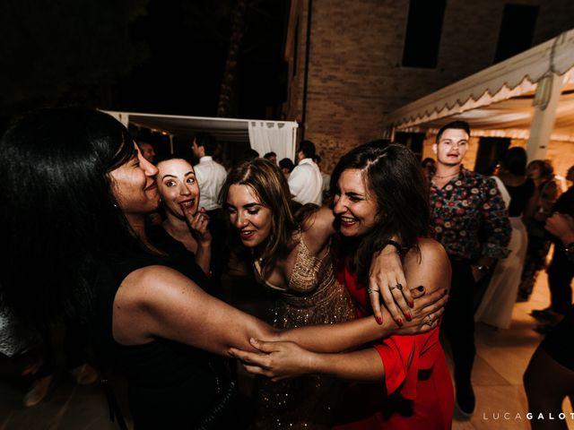 Il matrimonio di Simona e Stefano a Grottammare, Ascoli Piceno 105