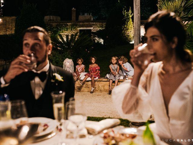 Il matrimonio di Simona e Stefano a Grottammare, Ascoli Piceno 107