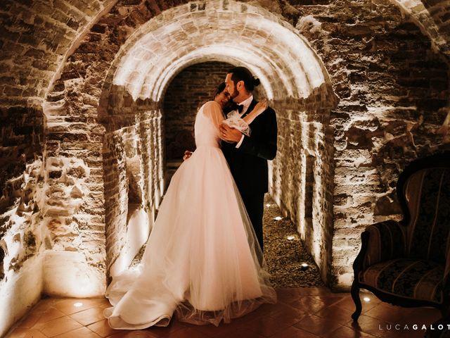 Il matrimonio di Simona e Stefano a Grottammare, Ascoli Piceno 109