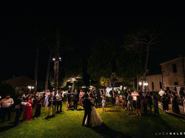 Il matrimonio di Simona e Stefano a Grottammare, Ascoli Piceno 110