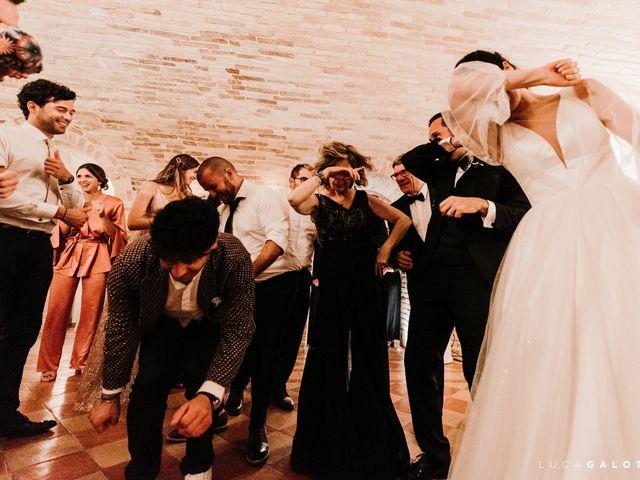 Il matrimonio di Simona e Stefano a Grottammare, Ascoli Piceno 116