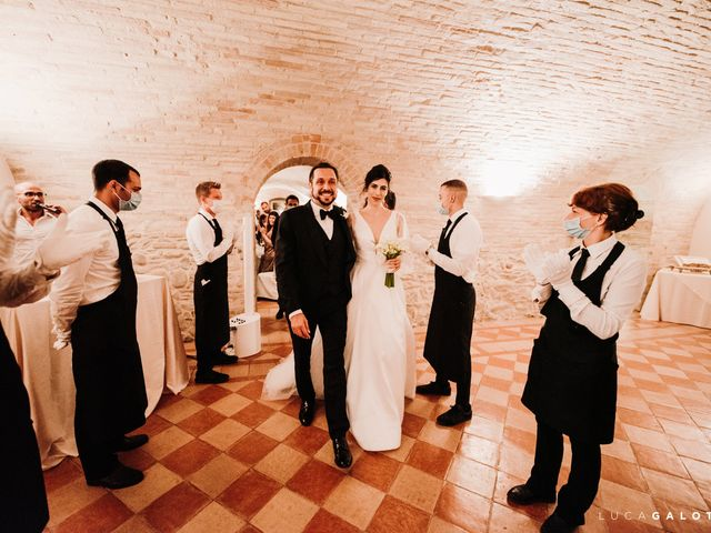 Il matrimonio di Simona e Stefano a Grottammare, Ascoli Piceno 117