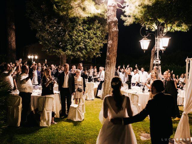 Il matrimonio di Simona e Stefano a Grottammare, Ascoli Piceno 121