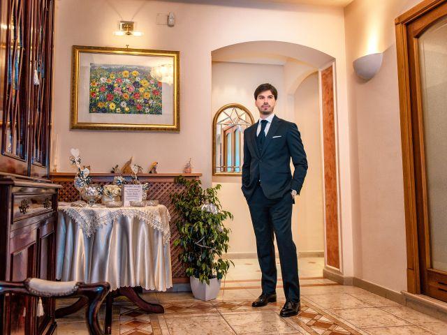 Il matrimonio di Claudio e Ivana a Frattamaggiore, Napoli 13