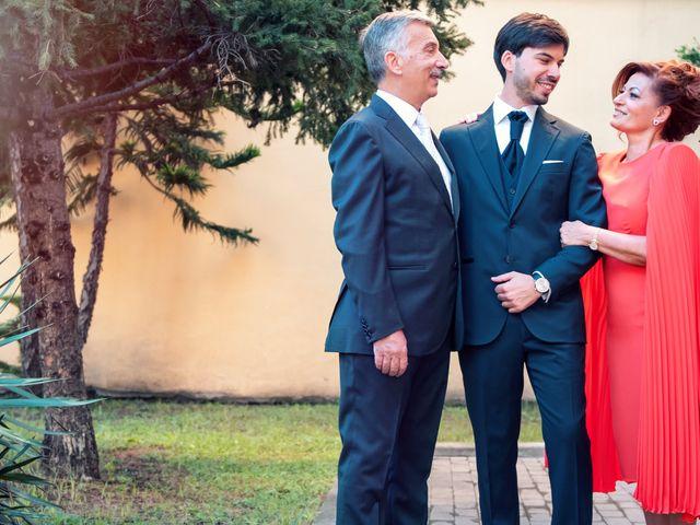 Il matrimonio di Claudio e Ivana a Frattamaggiore, Napoli 17