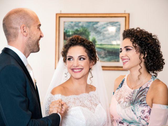 Il matrimonio di Claudio e Ivana a Frattamaggiore, Napoli 27