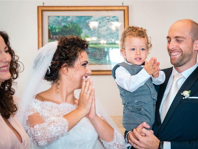 Il matrimonio di Claudio e Ivana a Frattamaggiore, Napoli 31