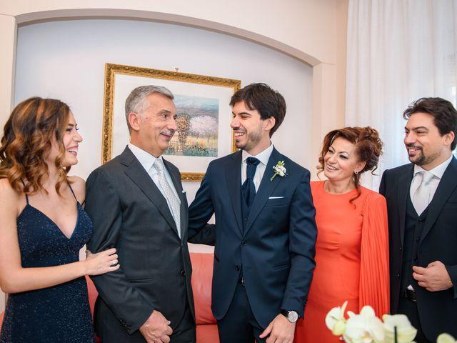 Il matrimonio di Claudio e Ivana a Frattamaggiore, Napoli 33