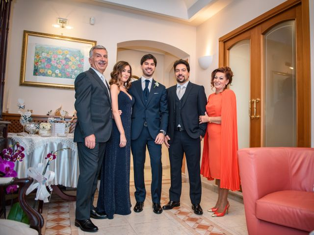 Il matrimonio di Claudio e Ivana a Frattamaggiore, Napoli 34