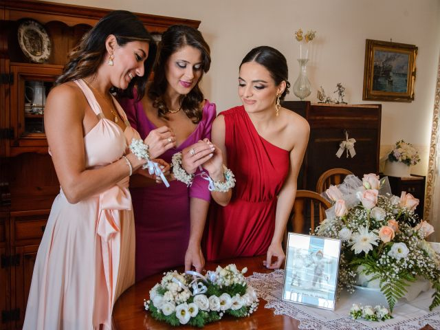Il matrimonio di Claudio e Ivana a Frattamaggiore, Napoli 35