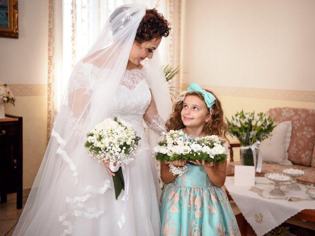 Il matrimonio di Claudio e Ivana a Frattamaggiore, Napoli 39