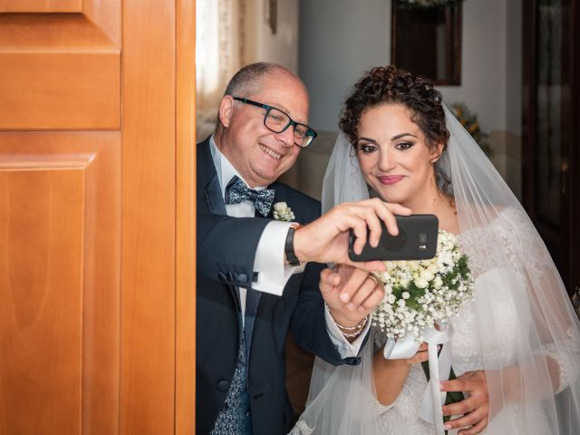Il matrimonio di Claudio e Ivana a Frattamaggiore, Napoli 42