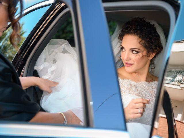 Il matrimonio di Claudio e Ivana a Frattamaggiore, Napoli 43