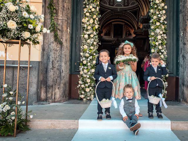 Il matrimonio di Claudio e Ivana a Frattamaggiore, Napoli 44