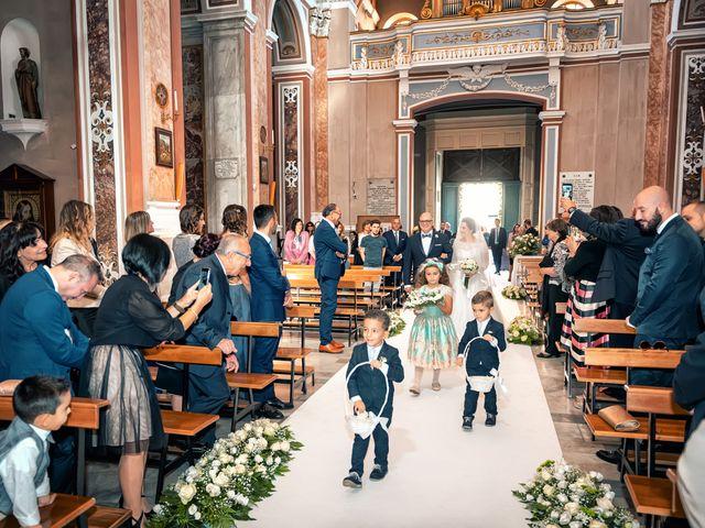 Il matrimonio di Claudio e Ivana a Frattamaggiore, Napoli 47