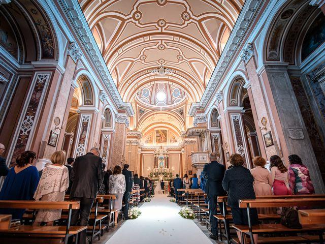 Il matrimonio di Claudio e Ivana a Frattamaggiore, Napoli 51