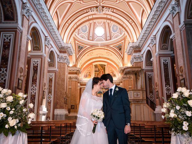 Il matrimonio di Claudio e Ivana a Frattamaggiore, Napoli 54