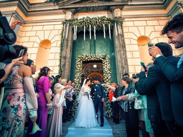 Il matrimonio di Claudio e Ivana a Frattamaggiore, Napoli 55