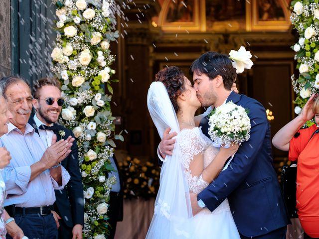 Il matrimonio di Claudio e Ivana a Frattamaggiore, Napoli 56