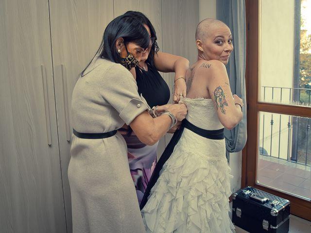 Il matrimonio di Dennis e Stefania a Capriolo, Brescia 21