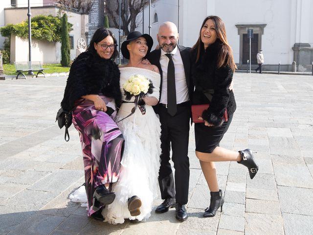 Il matrimonio di Dennis e Stefania a Capriolo, Brescia 41