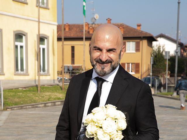 Il matrimonio di Dennis e Stefania a Capriolo, Brescia 46